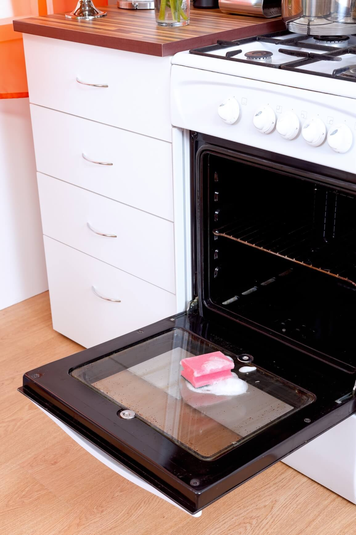 oven cleaning leicestershire